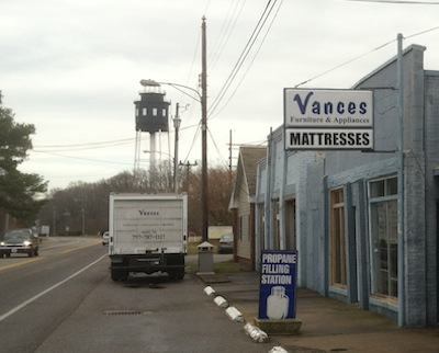 Ewell's is no more -- long live Vance's!