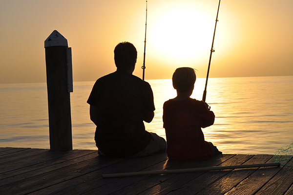 Fishing Together By Jenni Potts Is A Photo Favorite