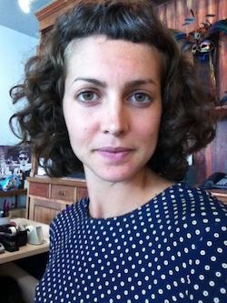 Instructor Anna Page Joseph