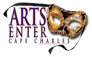 Arts Enter Cape Charles Logo