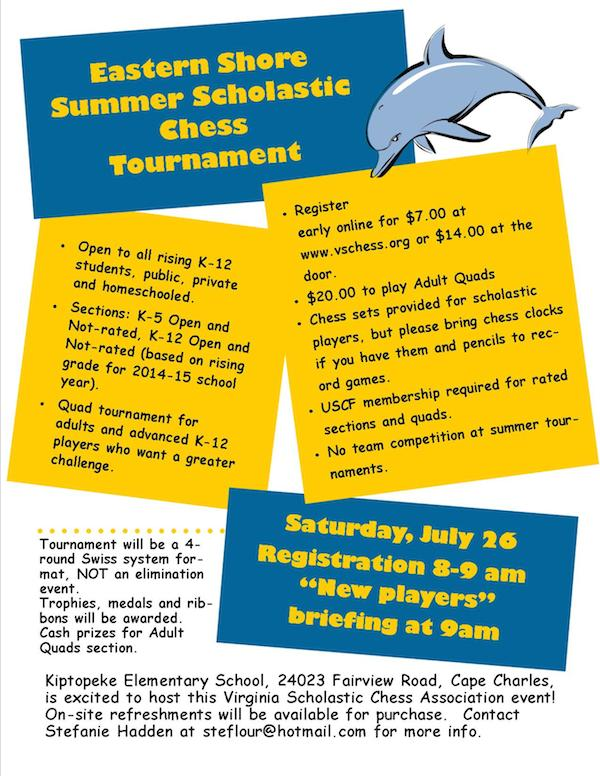 Chess Flyer 14