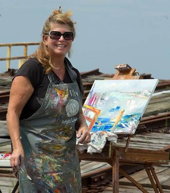 Arts Festival includes a plain air painting competition.