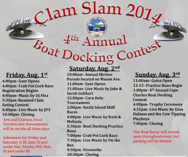 clam slam
