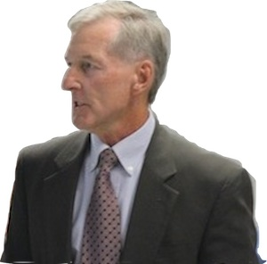 Assistant Town Manager Bob Panek has yet to convince Town Council to subsidize out-of-town sewage collection. (Wave photo)