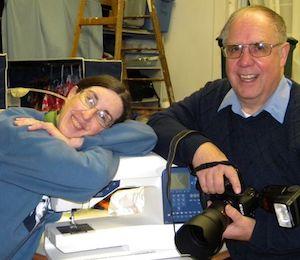 Walt and Jeanne Roll
