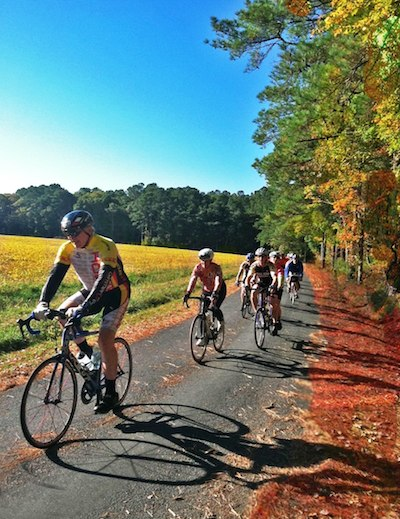 "Upwards of 1,000 riders, mostly not from the Shore, are expected in Cape Charles for the 2015 CBES ""Between the Waters"" bike tour next October 24."